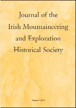 Journals 1,2 & 3 of the Irish Mountaineering and E